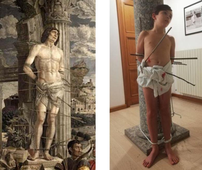 l'arte ti somiglia